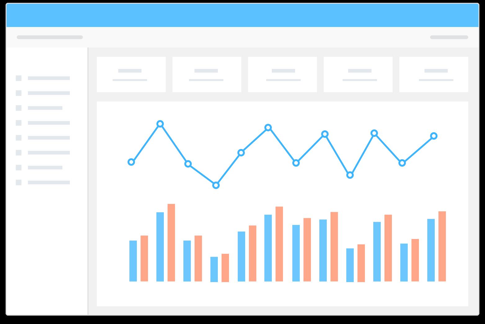 综合分析 — 一眼看穿数据走势