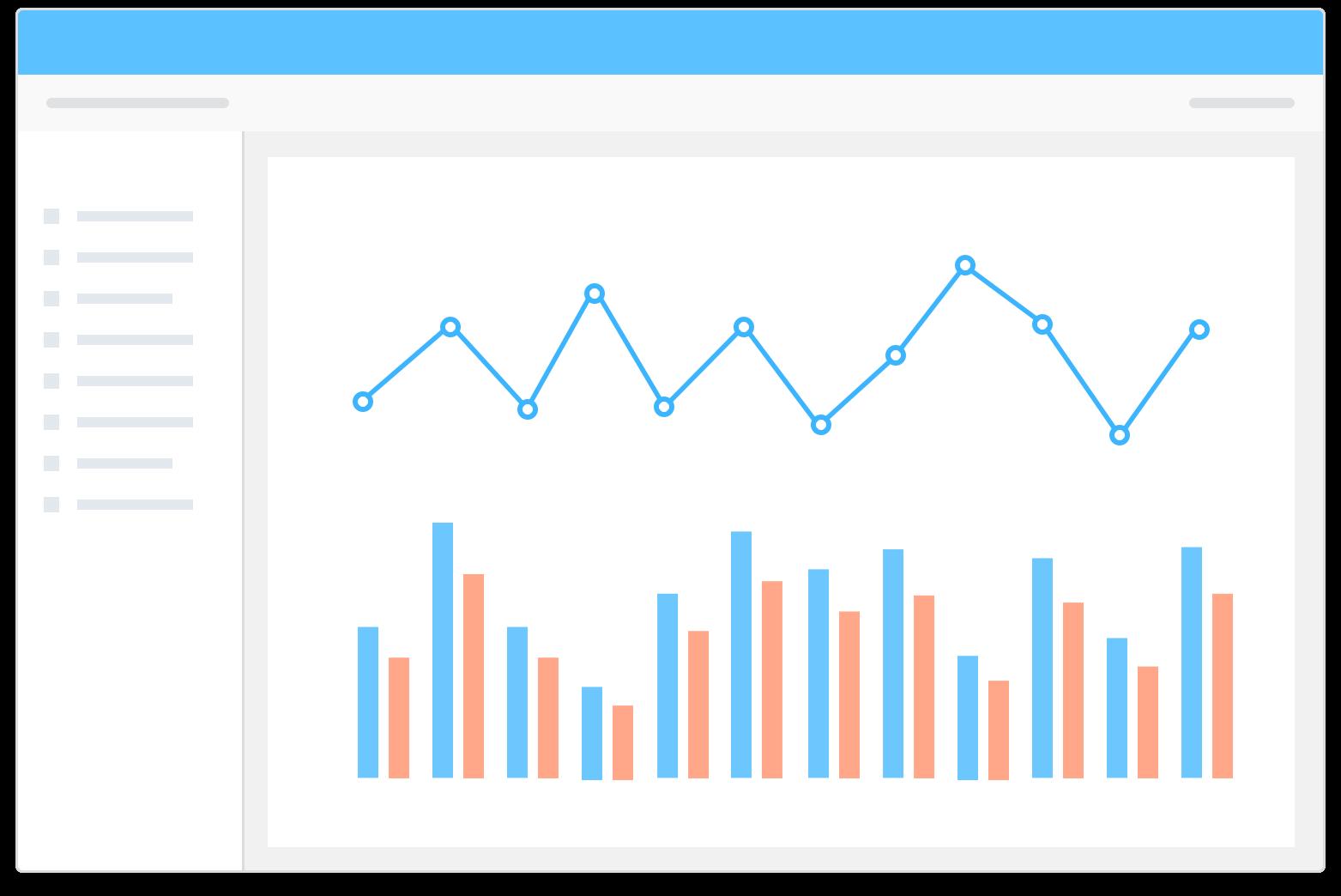 新增 — 精准的新增数据分析